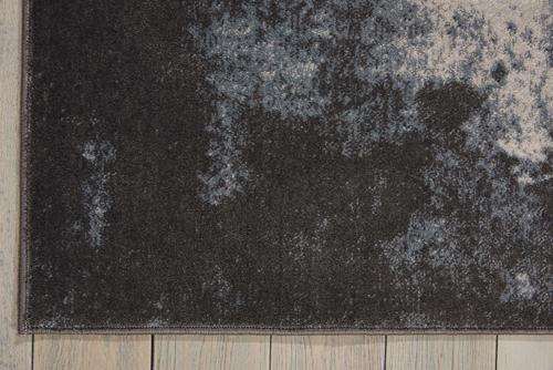 Nourison MAXELL MAE01 IV/GREY Detail