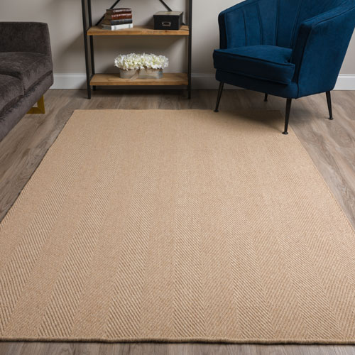 Dalyn Monaco Sisal MC200 Ecru Detail