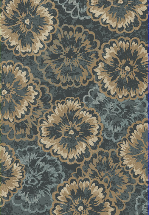 Dynamic MELODY 985013 ANTHRACITE Rug