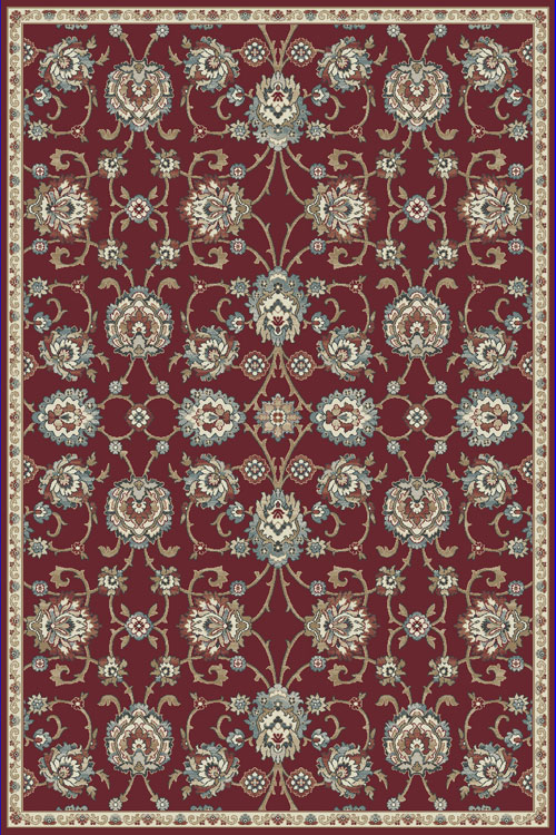 Dynamic MELODY 985020 RED Rug