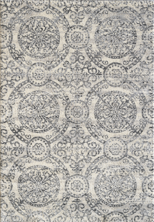 Dynamic MIRAGE 49112 IVORY/GREY Rug