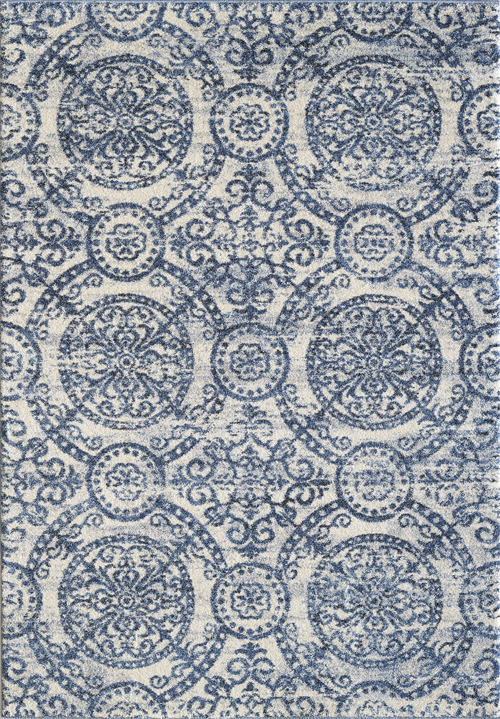 Dynamic MIRAGE 49112 BLUE Rug