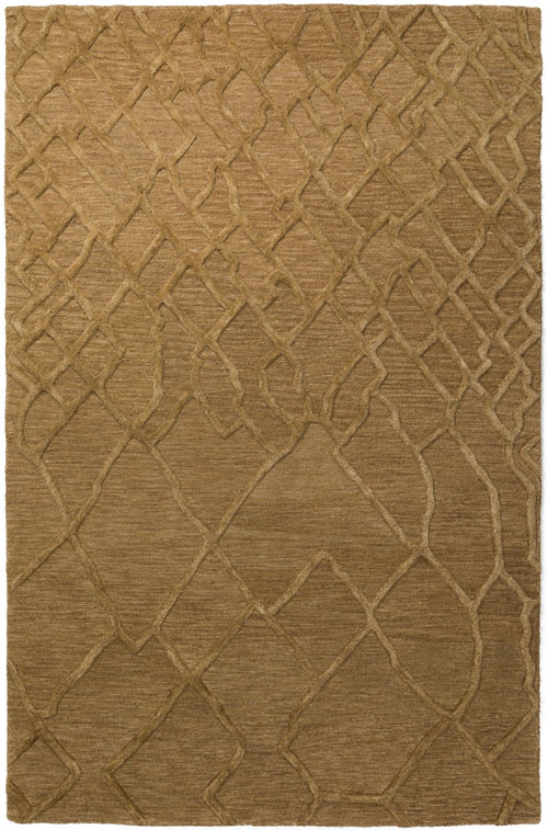Dalyn Mojave MJ1 Walnut Rug