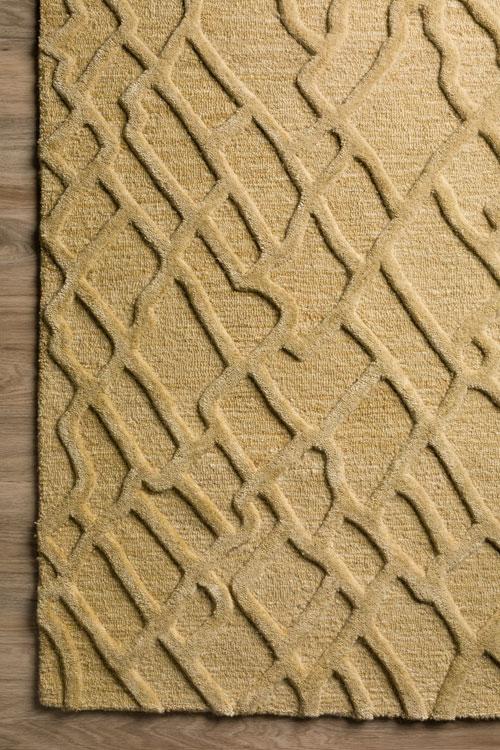 Dalyn Mojave MJ1 Wheat Detail
