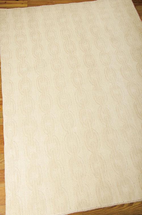 Nourison NEPAL NEP02 BONE Detail