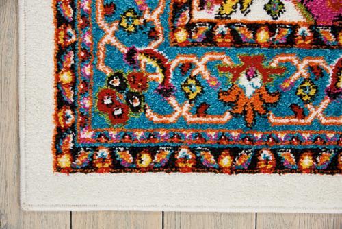 Nourison OAKDALE OKD06 IVORY Detail