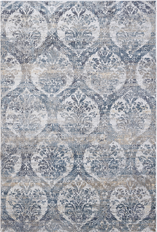Dynamic ONYX 6874 GREY/BLUE Rug