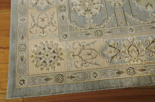 Nourison PERSIAN EMPIRE PE23 SLATE Detail