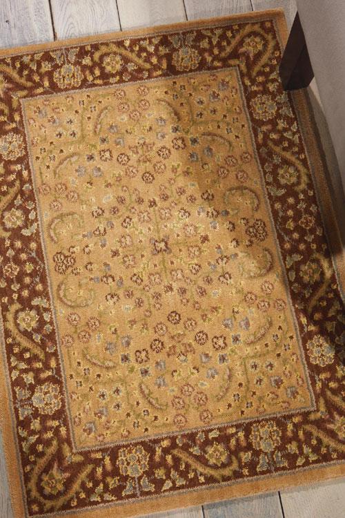 Nourison PERSIAN EMPIRE PE25 SAND Detail