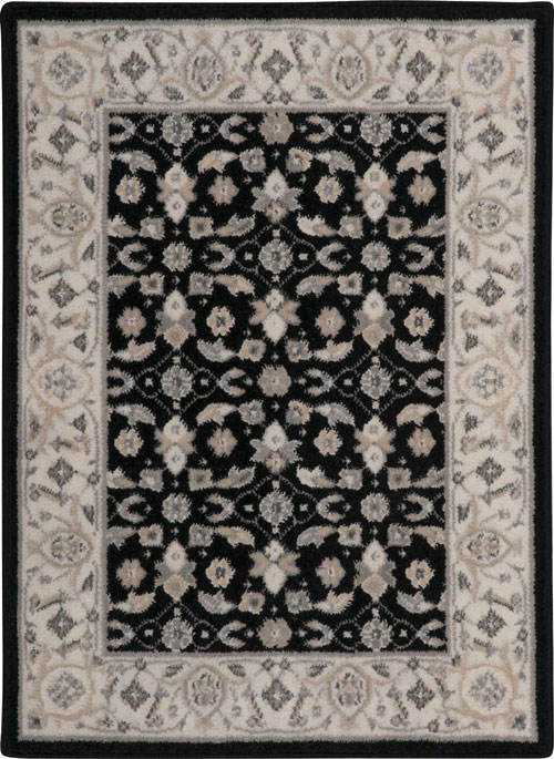 Nourison PERSIAN EMPIRE PE26 BLACK