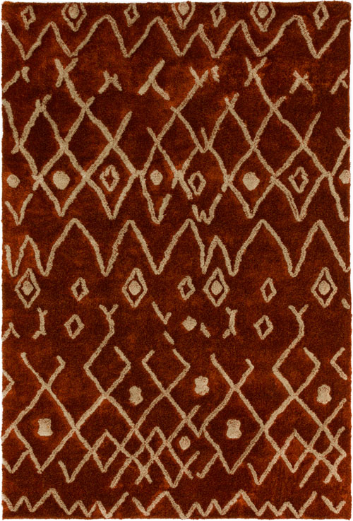 Dalyn Pesario PE5 Copper Rug