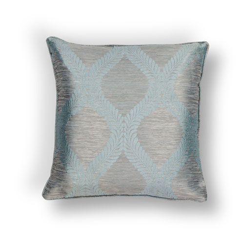 kas pillows pillow l240 blue/grey pillow
