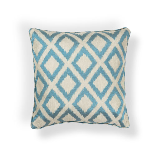 kas pillows pillow l242 turquoise pillow