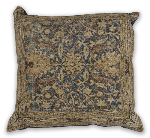 kas pillows pillow l318 denim pillow