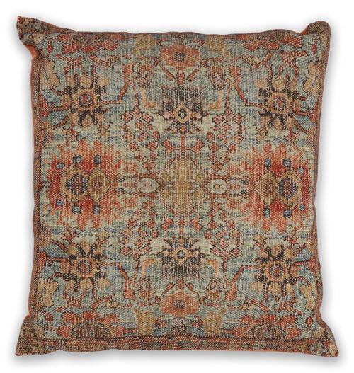 kas pillows pillow l319 teal pillow