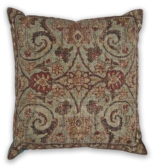 kas pillows pillow l320 seafoam pillow