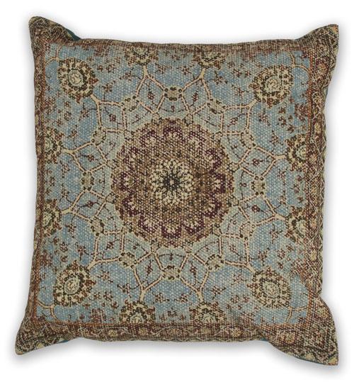 kas pillows pillow l321 blue pillow