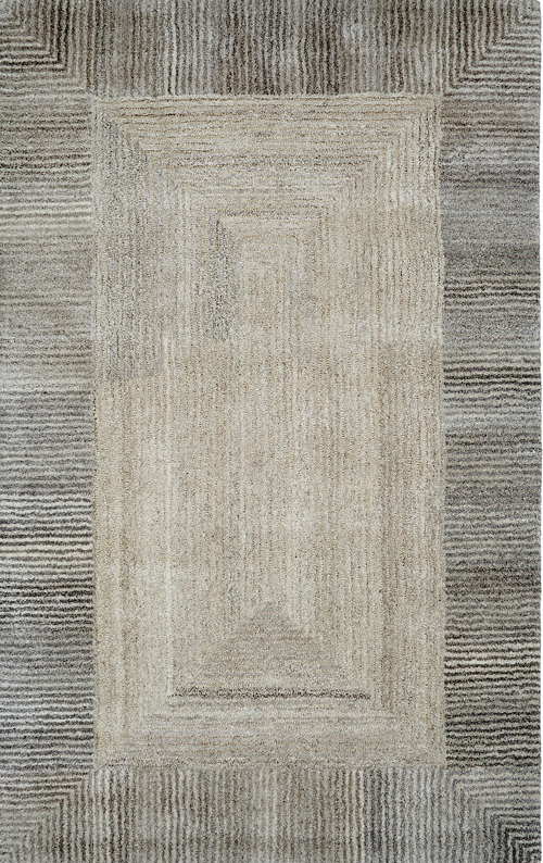Dynamic POSH 7810 GREY Rug