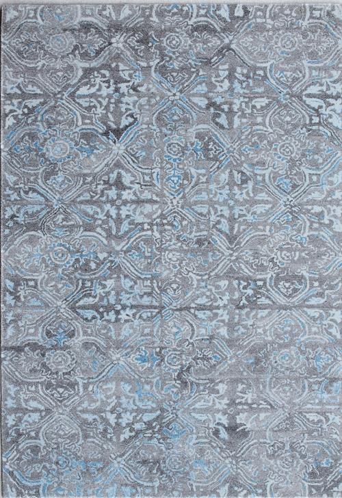 Dynamic POSH 7815 GREY/BLUE Rug