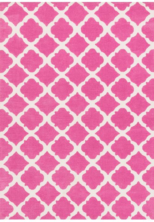 loloi piper pi-01 bubble gum pink