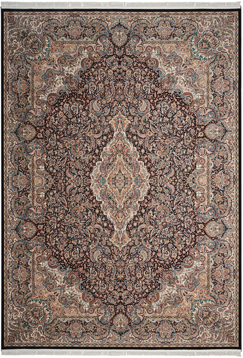 Nourison PERSIAN PALACE PPL02 NAVY