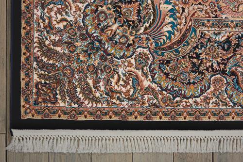 Nourison PERSIAN PALACE PPL02 NAVY Detail
