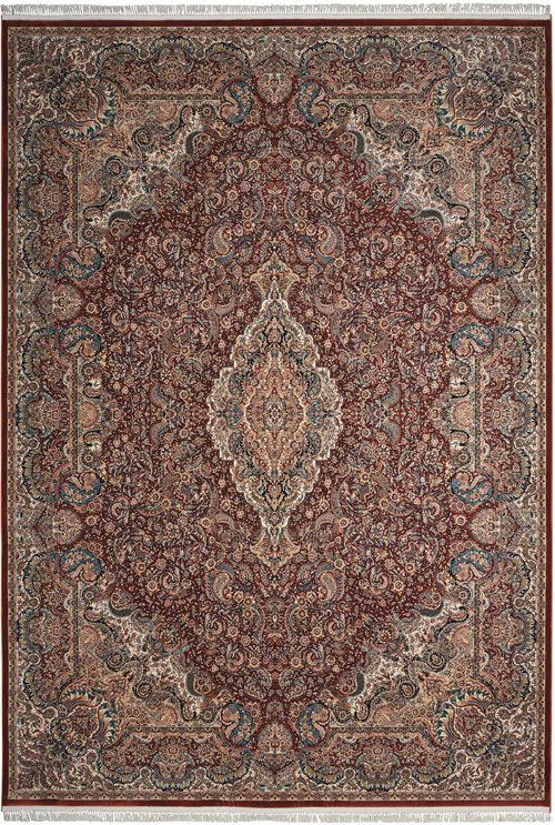 Nourison PERSIAN PALACE PPL02 TERRACOTTA Rug
