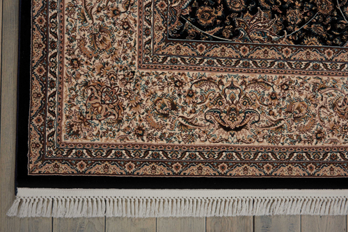 Nourison PERSIAN PALACE PPL03 NAVY Detail