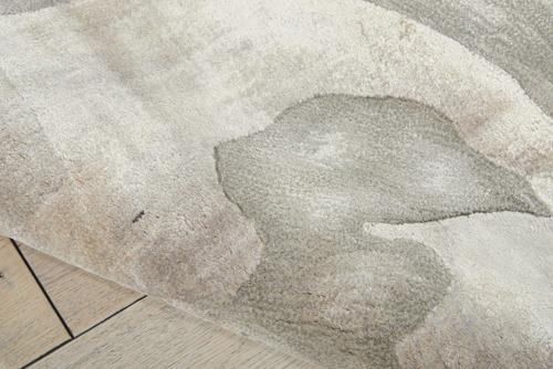 Nourison PRISMATIC PRS05 SILVER CLOUD Detail