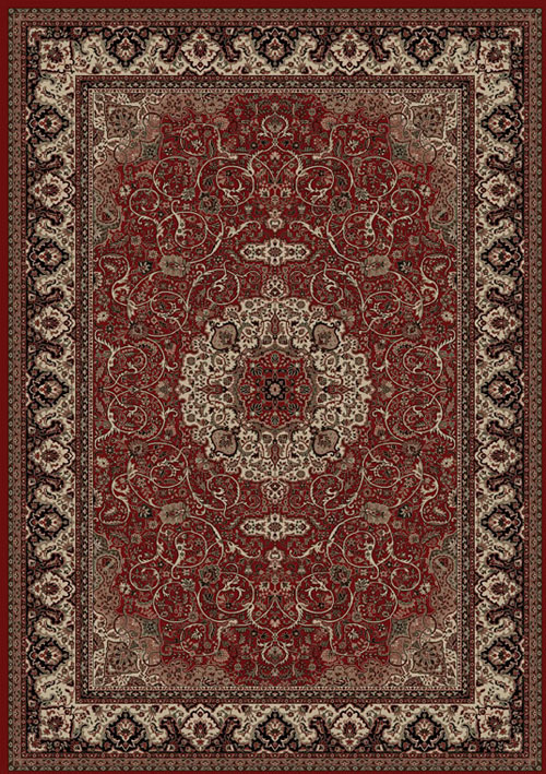 concord global persian classics isfahan red