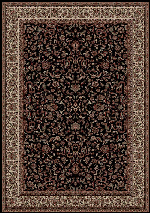 concord global persian classics kashan black