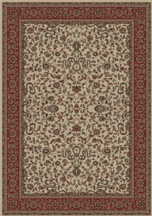 concord global persian classics kashan ivory
