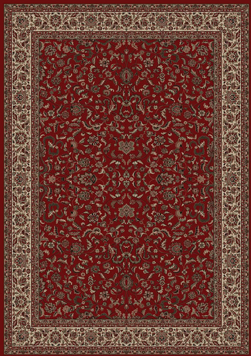 concord global persian classics kashan red