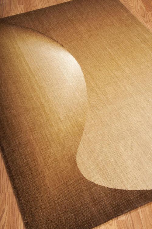 Nourison RADIANT ARTS RA01 AMBER Detail