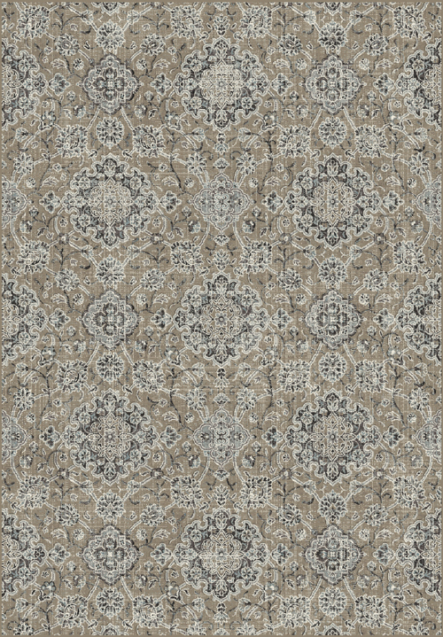 dynamic regal 89665 taupe/grey