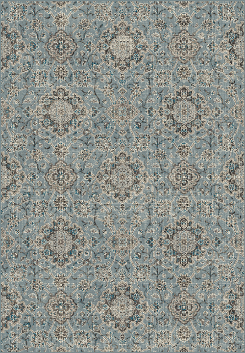 dynamic regal 89665 blue/taupe