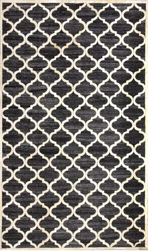 Dynamic RITZ 5967 BLACK/IVORY Rug