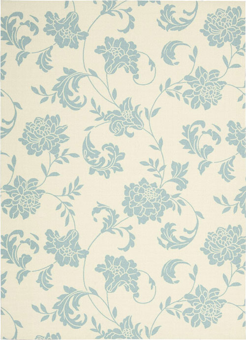 nourison home & garden rs014 ivory