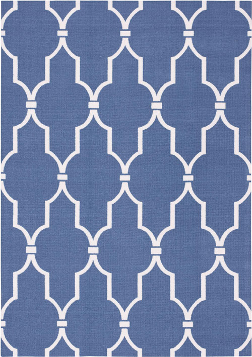 nourison home & garden rs087 navy