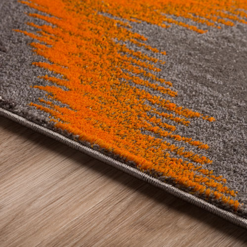 Dalyn Rossini RS8026 Tangerine Detail