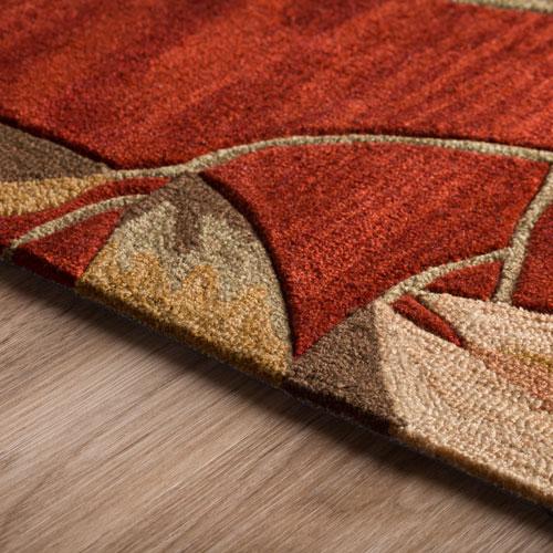 Dalyn Studio SD4 Cinnamon Detail