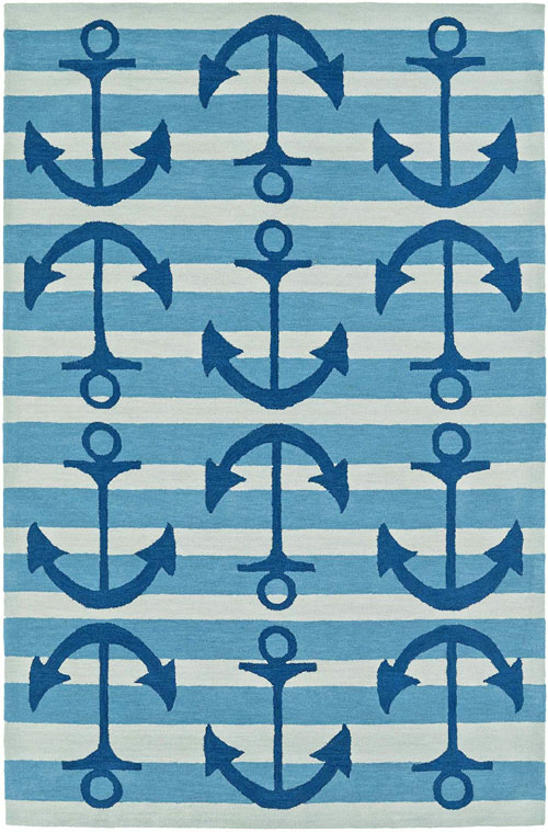 Dalyn Seaside SE9 Ocean Rug