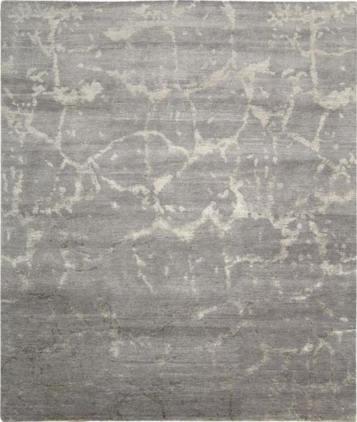 nourison silk shadows sha02 silver