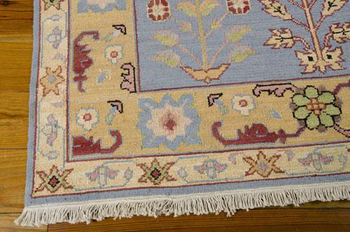 Nourison NOURMAK SK92 BLUE Detail