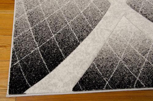Nourison SOHO SOH03 GREY Detail