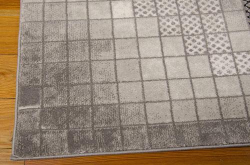 Nourison SOHO SOH07 GREY Detail