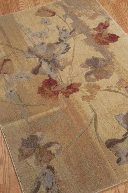 Nourison SOMERSET ST18 BEIGE Detail