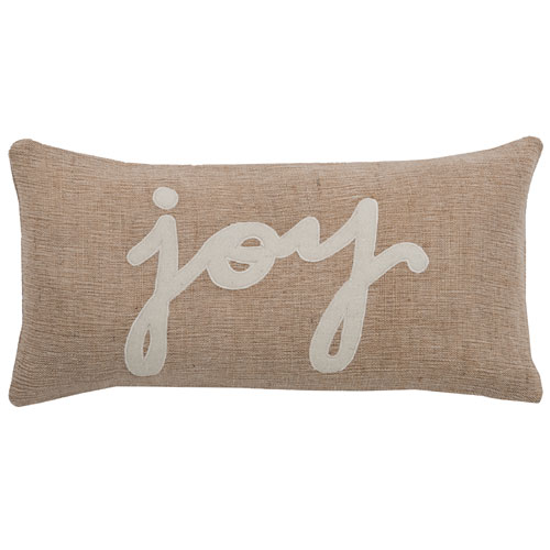 rizzy pillows polyester filled pillow t06152 beige pillow