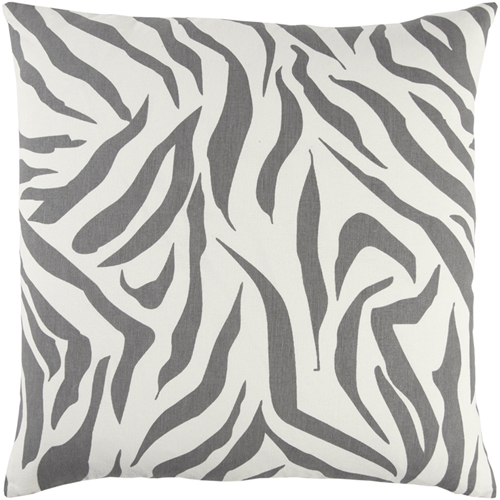 rizzy pillows polyester filled pillow t11216 grey pillow