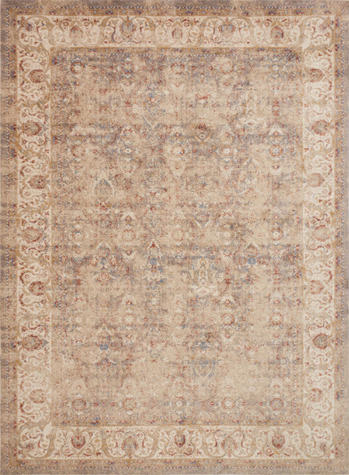 Magnolia Home TRINITY TY-04 SAND - ANT IVORY Rug